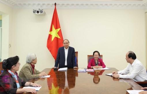 Thủ tướng làm việc với Trung ương Hội Khuyến học Việt Nam