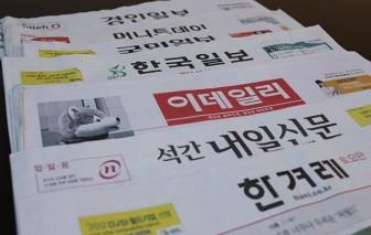 Báo chí Hàn Quốc gặp khó khăn lớn do đại dịch COVID-19