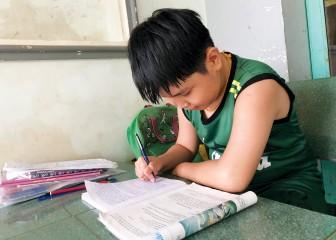 Học sinh bị bệnh máu khó đông cần giúp đỡ