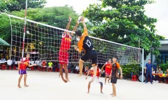 An Giang đa dạng hóa sân chơi bóng chuyền