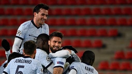 Kết quả Champions League: Xác định 4 đội bóng vào vòng 1/8