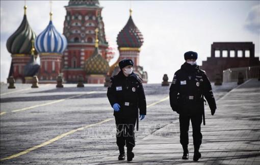Ngăn chặn âm mưu tấn công khủng bố ở ngoại ô Moskva