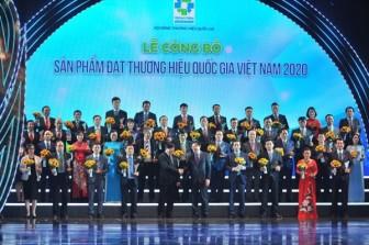 Thương hiệu Quốc gia khẳng định vị thế của doanh nghiệp Việt