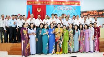 Bà Trần Thị Yến Châu tái cử Chủ tịch Hội Khuyến học huyện Chợ Mới (nhiệm kỳ 2020-2025)