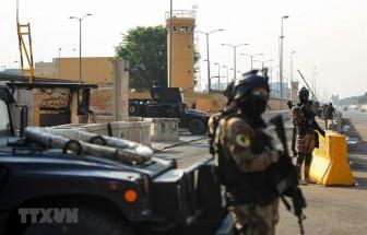 Iraq lo ngại sự xuất hiện trở lại của các phần tử khủng bố IS