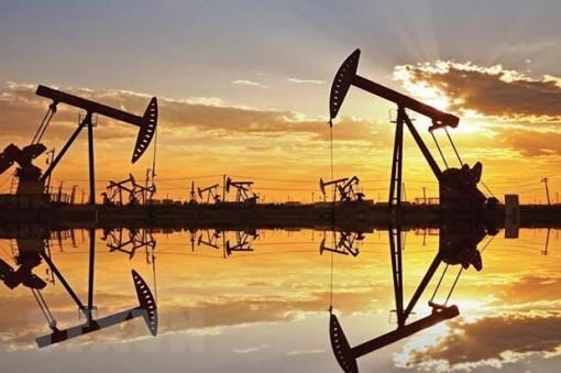 Giá dầu thế giới ở mức cao nhất trong vòng 8 tháng qua