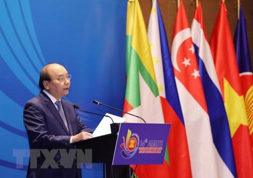 Thủ tướng dự Hội nghị Bộ trưởng ASEAN về chống tội phạm xuyên quốc gia