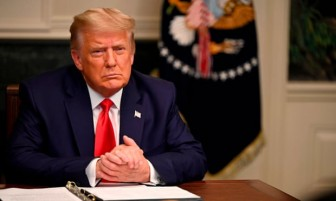 Tổng thống Mỹ Trump tuyên bố rời Nhà Trắng nếu đại cử tri bỏ phiếu cho ông Biden