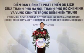 Liên kết vực dậy du lịch vùng kinh tế trọng điểm miền Trung