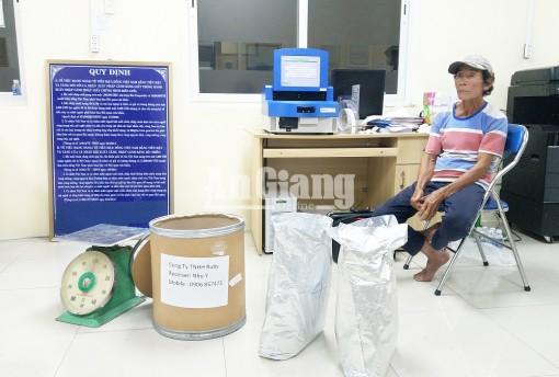 Bắt giữ trên 30 kg Ketamin trên tuyến biên giới An Giang