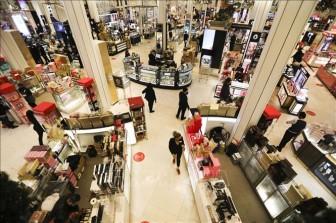 Năm 2020 ghi dấu mùa mua sắm khác biệt tại Mỹ