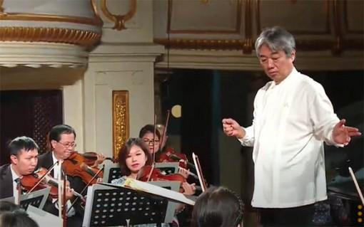 Hòa nhạc giao hưởng chung tay xóa bỏ định kiến giới