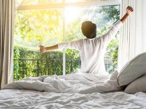 Lợi ích tuyệt vời khi dậy sớm buổi sáng