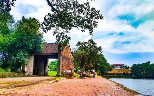 Làng cổ Đường Lâm kỷ niệm 15 năm được công nhận là Di tích quốc gia