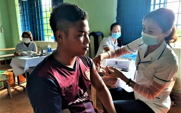 Tiêm gần 1 triệu liều vaccine phòng bệnh bạch hầu cho người dân Tây Nguyên