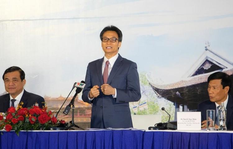 Phó Thủ Tướng Vũ Đức Đam: Cần số hóa nguồn tài nguyên để phát triển du lịch