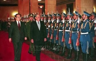 Đại tướng Lê Đức Anh: Trọn đời cống hiến cho sự nghiệp cách mạng