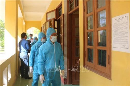 Chiều 29-11, Việt Nam ghi nhận thêm 2 ca mắc mới COVID-19, còn 15.375 người cách ly