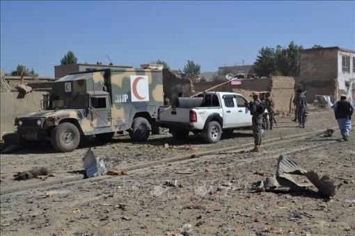 Đánh bom liều chết tại Afghanistan, ít nhất 26 nhân viên an ninh thiệt mạng