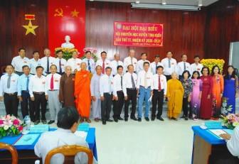 Đại hội Hội Khuyến học huyện Tịnh Biên (nhiệm kỳ 2020-2025)