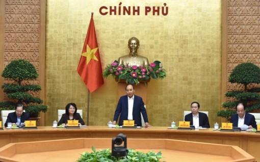 Thủ tướng Nguyễn Xuân Phúc chủ trì họp Hội đồng Thi đua - Khen thưởng T.Ư