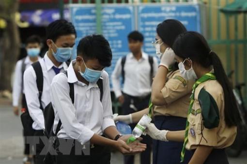 Campuchia cấm hội họp trên 20 người, Thái Lan tăng an ninh biên giới