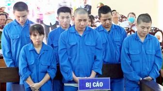 An Giang: 81 năm tù cho nhóm đối tượng mua bán ma túy