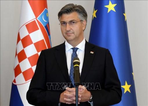 Thủ tướng Croatia dương tính với SARS-CoV-2