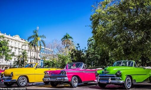 """Cuba - Điểm đến """"mặt trời mùa Đông"""" hút khách cuối năm"""