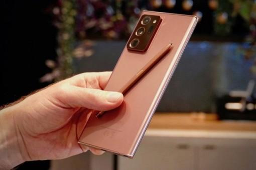 Galaxy Note21 có thể ra mắt vào năm sau