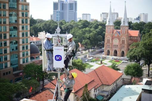 Nhà mạng sẵn sàng cho 'chiến dịch' công nghệ 5G