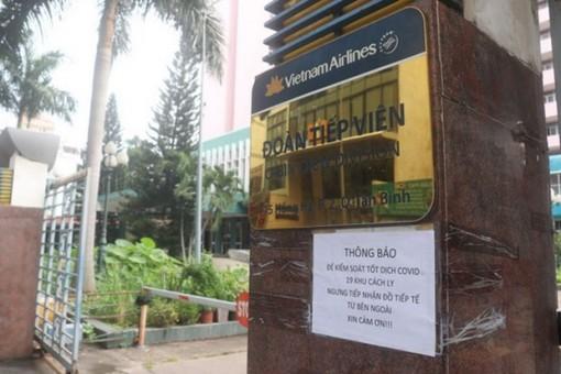 Đóng cửa Khu cách ly đoàn tiếp viên Vietnam Airlines tại TP. HCM