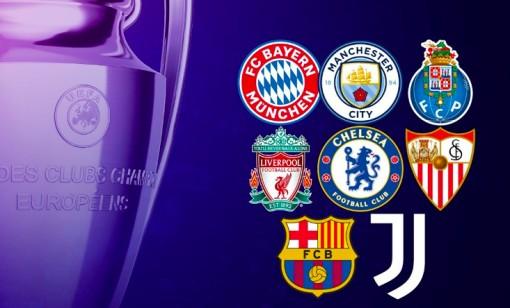 Xác định 8 đội đầu tiên vượt qua vòng bảng Champions League