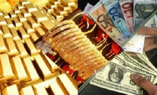 Giá vàng hôm nay 2-12: Sau cú sụt giảm tồi tệ lại tăng vọt 1 triệu/lượng