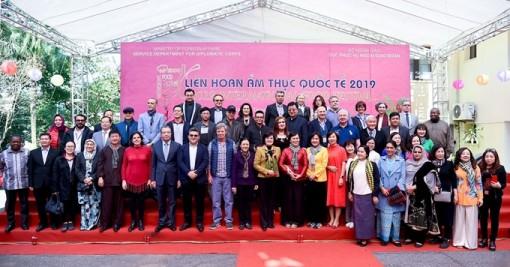 Liên hoan Ẩm thực quốc tế 2020