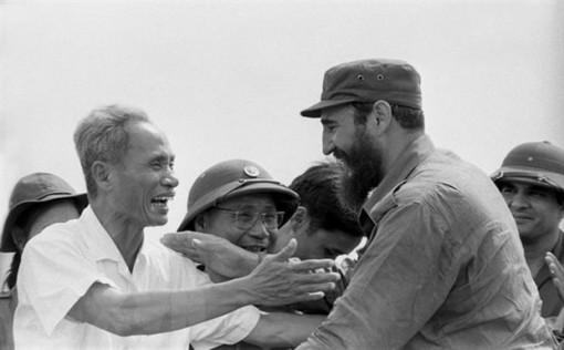 Giữ mãi xanh tươi tình anh em đoàn kết hai nước Việt Nam-Cuba