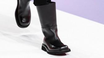 Xu hướng giày mũi vuông đáng chú ý cho mùa mốt 2020
