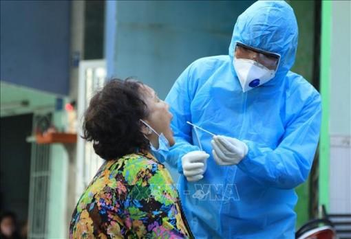 TP Hồ Chí Minh đã có 838/852 mẫu xét nghiệm F1 âm tính