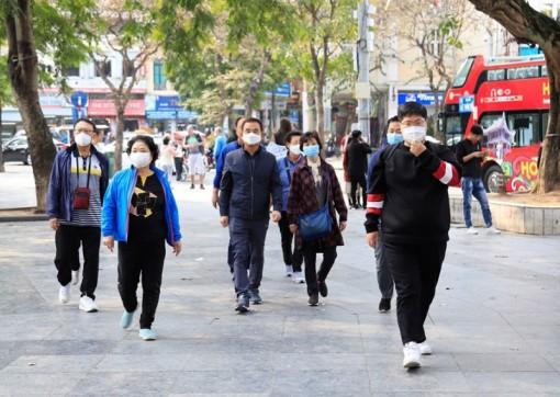 Hà Nội dừng các hoạt động tập trung đông người không cần thiết