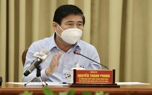 Phòng, chống dịch Covid-19 là nhiệm vụ ưu tiên hàng đầu của TP Hồ Chí Minh