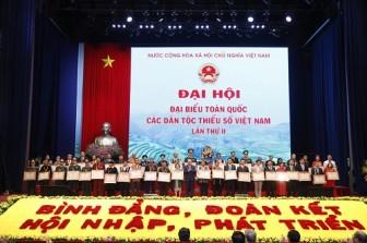 Đại hội đại biểu toàn quốc các dân tộc thiểu số Việt Nam thành công tốt đẹp