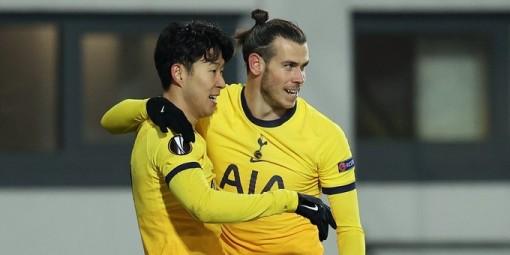 Tottenham đoạt vé vòng 1/16 sau màn rượt đuổi điên rồ