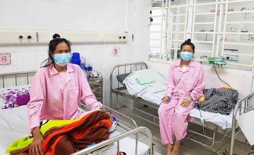 Bệnh viện Tim mạch An Giang phẫu thuật thành công 2 cas bị khối u tim hiếm gặp