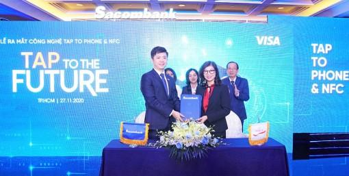Prudential Việt Nam là một trong những doanh nghiệp đầu tiên áp dụng công nghệ chấp nhận thanh toán không tiếp xúc bằng điện thoại di động