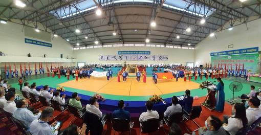 Khai mạc Đại hội Thể thao ĐBSCL lần VIII – Vĩnh Long năm 2020