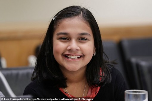 Nhà khoa học 15 tuổi được TIME chọn là 'Trẻ em của năm'