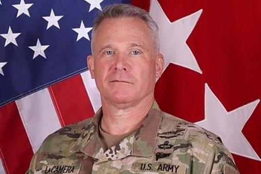 Tướng Paul LaCamera được đề cử làm Tư lệnh lực lượng Mỹ tại Hàn Quốc