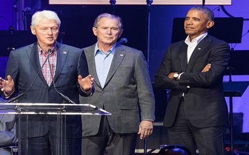 Ba cựu Tổng thống và Tổng thống đắc cử Mỹ tình nguyện tiêm vaccine ngừa Covid-19