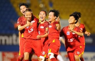 Giải nữ Vô địch Quốc gia 2020: TP.HCM I rộng cửa giành 'ngôi hậu'