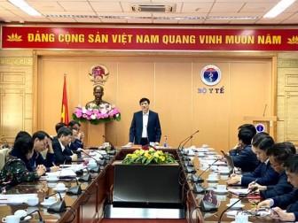 Việt Nam bắt đầu thử nghiệm vắcxin COVID-19 vào tuần tới